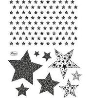 Stars - leimasinsetti