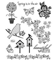 Springtime - leimasinsetti
