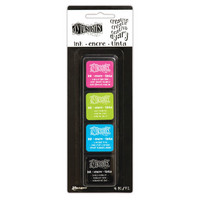 Creative Dyary Ink Set- mustepakkaus