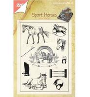 Sport Horses  -leimasinsetti