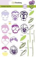 Sweet Violets- kirkas leimasinsetti