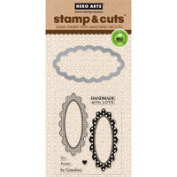 Stamp & Cut: Handmade Tags -setti