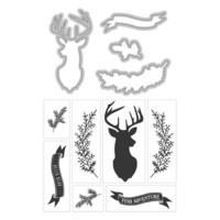 Art C Stamp & Cut: Deer