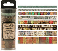 Tim Holtz Design Tape: Vintage