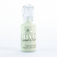 Nuvo Crystal Drops: Oyster Grey
