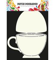 Card Art: Teacup -sabluuna