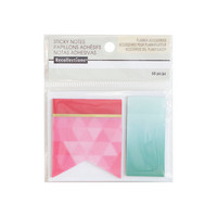 Recollections Sticky Notes: Warm & Cool Translucent Sticky Notes