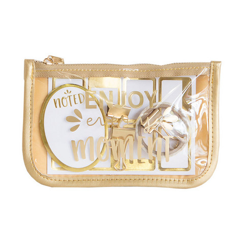Recollections Gold Pouch Kit  - pakkaus