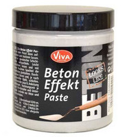Betoniefektipasta 250ml.