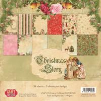 Christmas Story 6x6 - paperikokoelma