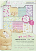 Forever Friends: Spring Time  A5 - paperipakkaus
