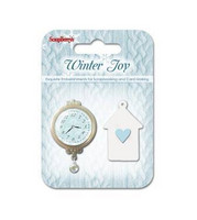 Winter Joy 2  -metallikoristeet