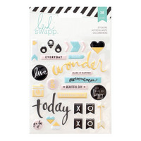 Memory Planner Puffy Stickers -tarrapakkaus