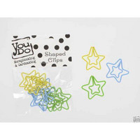 Shaped Clips: Stars