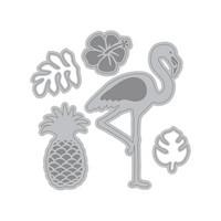 Momenta: Flamingo & Pineapple -stanssisetti