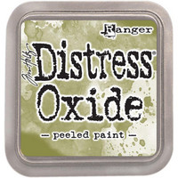 Distress Ink Oxide: Peeled Paint -mustetyyny