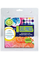 Gel Press 12x12 Reusable Gel Printing Plate