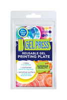 Gel Press 3x5 Reusable Gel Printing Plate