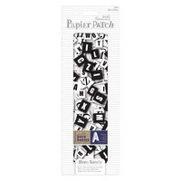 Papier Patch Deco Sheets: Newspaper