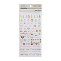 Recollections Planner Stickers:  Uptown Chic Must Do - tarrapakkaus