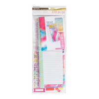 Creative Year Planner Accessory Kit: Watercolor