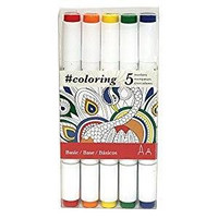 #Coloring Markers by Johanna Basford: Basic