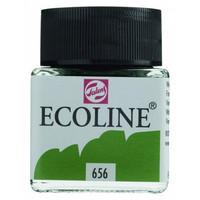 Ecoline Liquid Watercolor: Forest Green 656