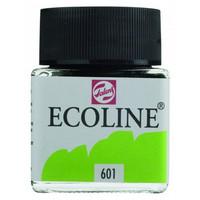 Ecoline Liquid Watercolor: Light Green 601