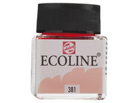 Ecoline Liquid Watercolor: Pastel Red 381