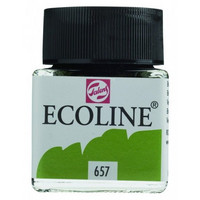 Ecoline Liquid Watercolor: Bronze Green 657