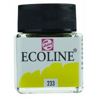 Ecoline Liquid Watercolor: Charteuse 233