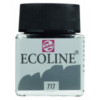 Ecoline Liquid Watercolor: Cold Grey 717