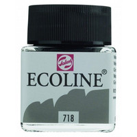 Ecoline Liquid Watercolor: Warm Grey 718