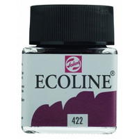 Ecoline Liquid Watercolor: Reddish Brown 422