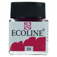 Ecoline Liquid Watercolor: Scarlet 334