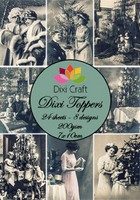 Dixi Toppers: Vintage Photos 3