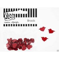 Red Heart Brads