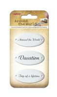 Around the World 2  -metallikoristeet