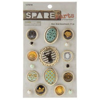 Spare Parts: Deer Brad Assortment