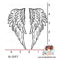 Angel Wings  - leimasin