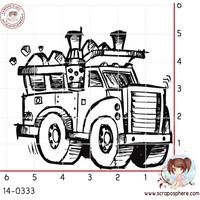 Truck  - leimasin