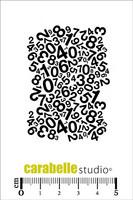 Carabelle Studio: Texture Numeros