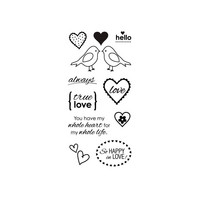 Sweetheart - kirkas leimasinsetti