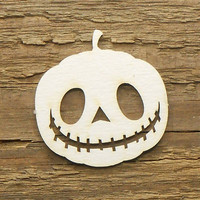 Halloween Pumpkins  - chipboardkuviopakkaus