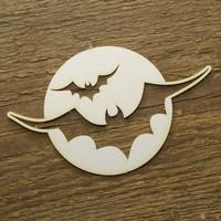 Bats  - chipboardkuviopakkaus