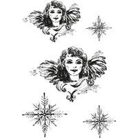 Angels - kirkas leimasinsetti