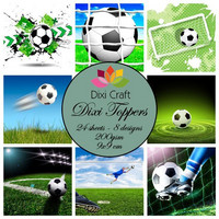 Dixi Toppers: Football