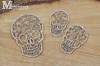 Monograce: Skulls   - leikekuviopakkaus