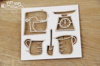 YumYum: Kitchen Aid - leikekuviopakkaus