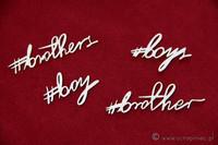 Brush Art Script:  Brothers - leikekuviopakkaus